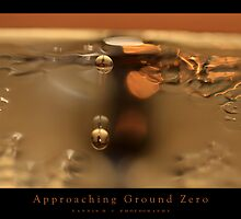 Approaching Ground Zero by Yannis Hatzianastasiu
