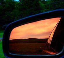 Rear View Mirror  by newlini