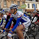 Start of the Tour of Britain in Peebles, Scotland by rosie320d
