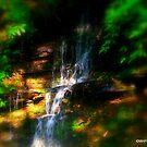 Falls by Mechelep