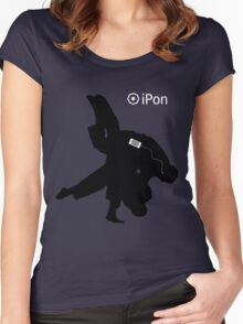 iPon Women's Fitted Scoop T-Shirt