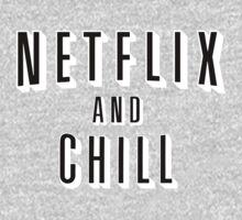 Netflix and Chill Kids Clothes