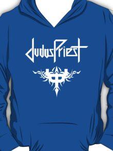 New JUDAS PRIEST Heavy Rock Band Mens Black T-Shirt