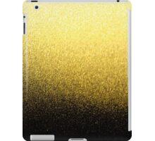 Black & Gold iPad Case/Skin