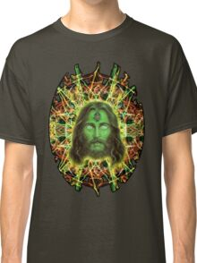 Psychedelic Jesus Classic T-Shirt