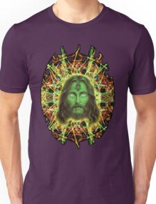 Psychedelic Jesus Unisex T-Shirt