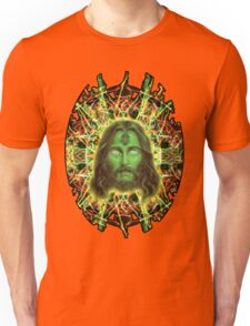 Psychedelic Jesus Unisex T-Shirt