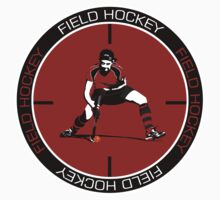 Field Hockey Sticker by John Livesey