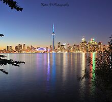 Toronto Skyline by katievphotos