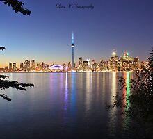 Toronto Skyline by katievphotos