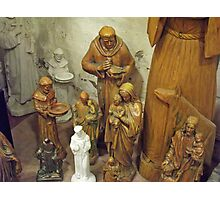 Religious Statuary Photographic Print