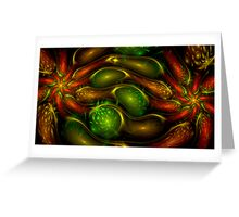 Christmas Jewels Greeting Card