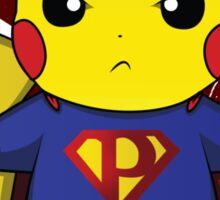 Super Pika! Sticker