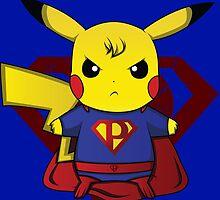 Super Pika! by Arien Jorgensen