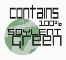 100% Soylent Green  by Joelism