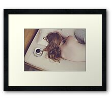 On Your Side Framed Print