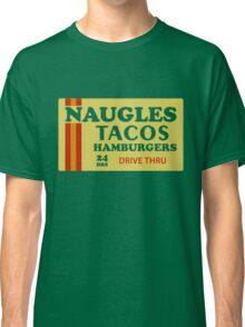 Naugles Tacos Retro T-Shirt Classic T-Shirt