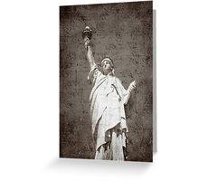 Liberty...Freedom © Greeting Card