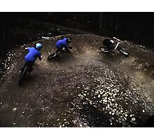 Forest of Dean MTB Photographic Print