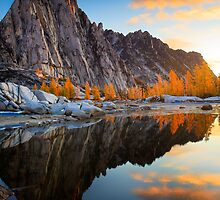 Prusik Reflection by Inge Johnsson