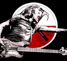 Roger Waters the Wall by dmbarnham