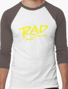 Rad BMX 80's T-Shirt Men's Baseball ¾ T-Shirt