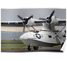 Consolidated PBY Catalina Poster