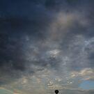 Hot air balloon flight 3 by agenttomcat