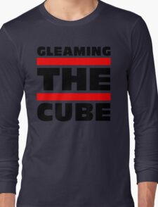 Gleaming The Cube Vintage 80's T-Shirts Long Sleeve T-Shirt