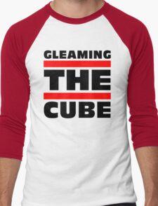 Gleaming The Cube Vintage 80's T-Shirts Men's Baseball ¾ T-Shirt
