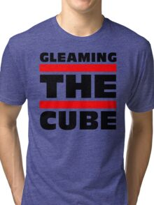 Gleaming The Cube Vintage 80's T-Shirts Tri-blend T-Shirt