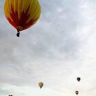 Hot air balloon flight 5 by agenttomcat