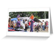 2011 Fall Festival, Seneca Nation of Indians Greeting Card