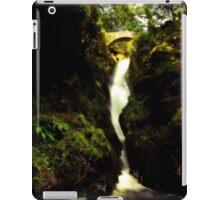 Aira Force Waterfall in the Lake District iPad Case/Skin