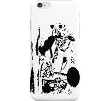 Krazy Kat & Ignatz Pulp Fiction iPhone Case/Skin