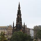 Scots Monument by Gingersnaps1984