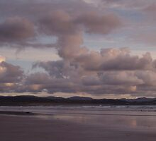 Skyscape at Gweebarra Bay by WatscapePhoto