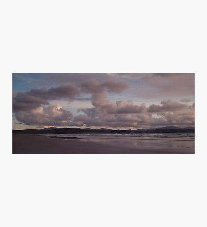 Skyscape at Gweebarra Bay Photographic Print