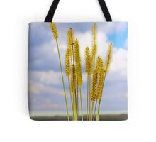 Inflorescence cereal weeds Tote Bag
