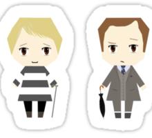 The Baker Street Gang- Version 2 Sticker