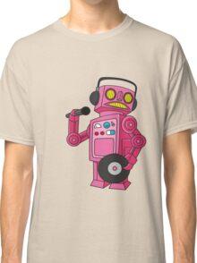 hey robot dj Classic T-Shirt
