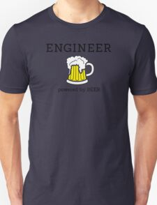 Engineer (powered by beer) T-Shirt