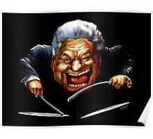 Tito Puente caricature Poster