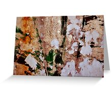 VW Abstract Art 10 Greeting Card