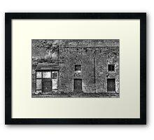 House Of hideaways ! Framed Print