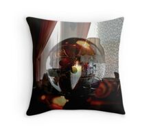 Gremlins Heaven Throw Pillow