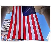 We Remember 9/11/2001  Quincy Market Boston 9/11/2011 Poster