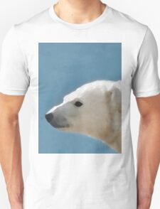 White Polar Bear T-Shirt