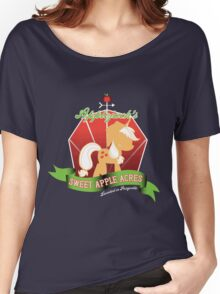 Applejack's Sweet Apple Acres Women's Relaxed Fit T-Shirt