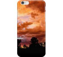 Prescott Arizona Sunset iPhone Case/Skin